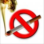 Fumatul interzis în spaţii publice închise