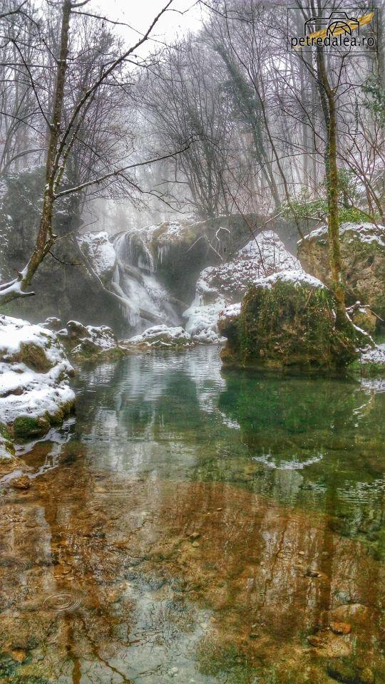 Cascada Vaioaga- Beuşniţa