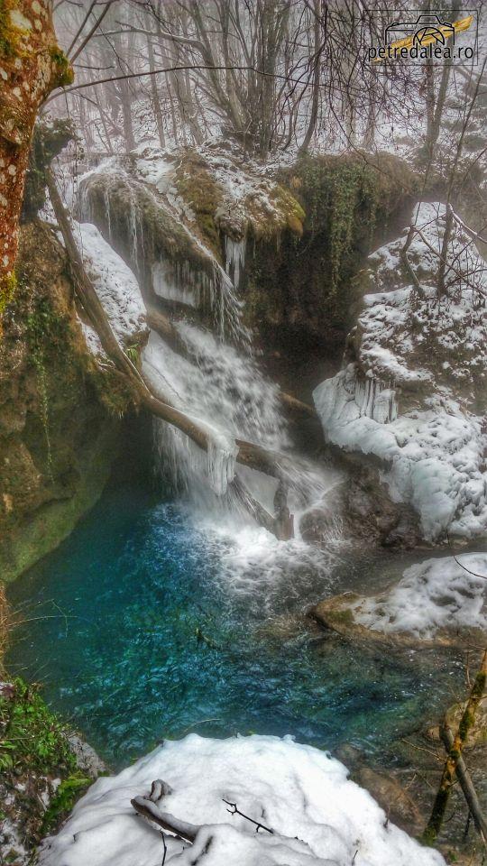Cascada Vaioaga - Beuşniţa