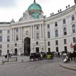 Michaelerplatz Viena