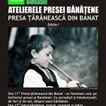 """""""Atelierele presei bănăţene – Presa ţărănească din Banat"""""""