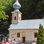 Cu poezia în vizită la Mănăstirea Călugăra