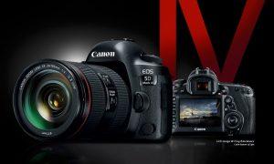 TIPA 2017 - Canon 5D Mk IV