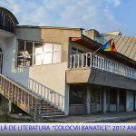 """""""COLOCVII BANATICE"""" – Tabăra Națională de Literatură – 2017"""