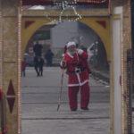 Cel mai cel Moș Crăciun vine de 11 ani la copii în Reșița