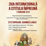 ZICI – Ziua Internaţională a Cititului Împreună ajunge și la Reșița