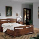 Modele de mobila dormitor din lemn masiv care imi bucura privirile