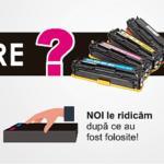 Cartushop.ro, locul unde poti colecta cartuse sau recicla