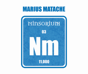 NINSORIUM - un nou element chimic