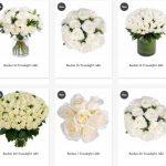 Trandafirii albi de la florarie online bucuresti sunt alegerea care nu da gres niciodata