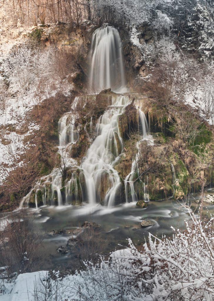 Cascada Cârșa - v