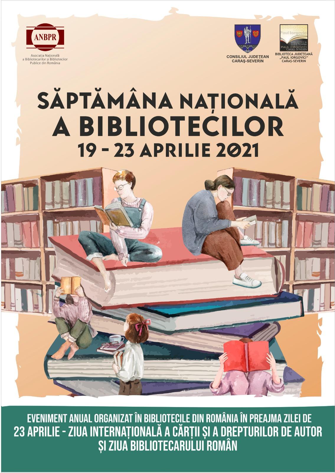 Saptamana Nationala a Bibliotecilor